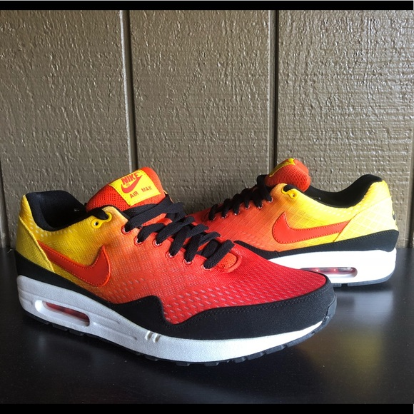 new style 3001c 22d16 Nike Air Max 1 EM 2012 Sunset Pack Men s Size 12. M 5a90ab7e72ea88776516299c